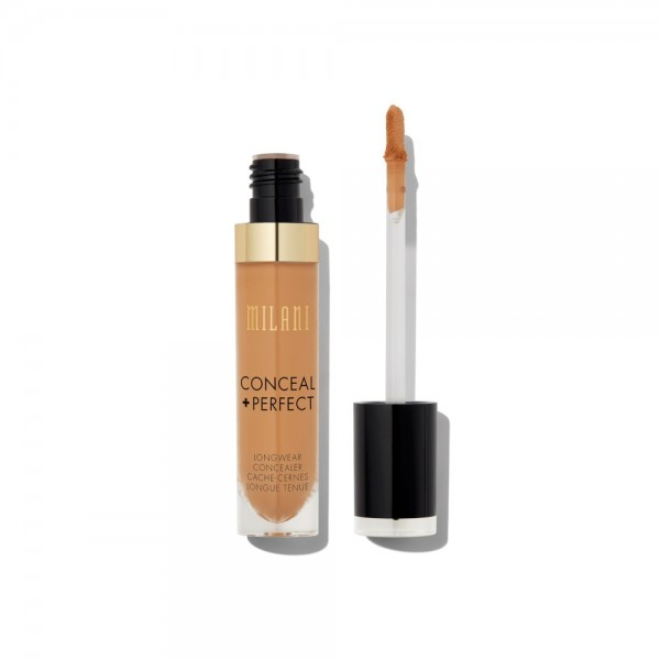 Milani - Correttore - Conceal + Perfect Longwear Concealer - 150 Natural Sand
