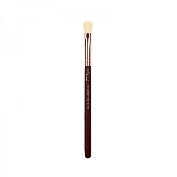 lenibrush - Soft Definer Brush - LBE10 - Midnight Plum Edition