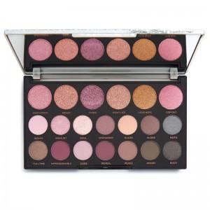 Makeup Revolution - Jewel Collection - Eyeshadow Palette - Opulent