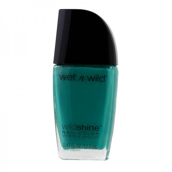 wet n wild - Hot Spot - Wild Shine Nail Color - Be More Pacific