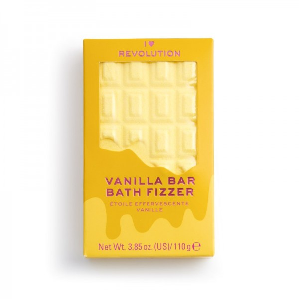 I Heart Revolution - Chocolate Bar Bath Fizzer Vanilla