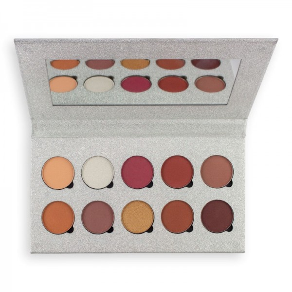 Makeup Obsession - Lidschattenpalette - Be Obsessed With Eyeshadow Palette