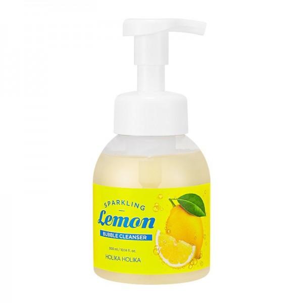 Holika Holika - Sparkling Lemon Bubble Cleanser