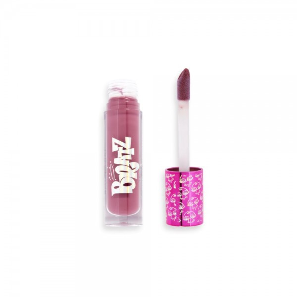 Revolution - Lipgloss - Revolution x Bratz Maxi Plump Lip Gloss - Yasmin