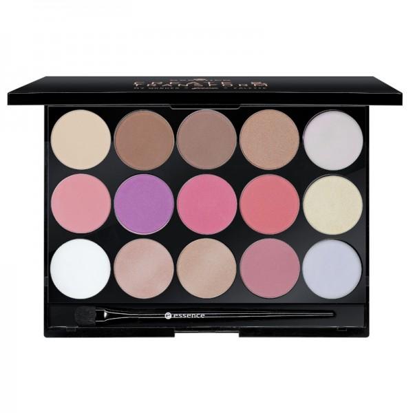 essence - Makeup Palette - create & transform my wonder face palette