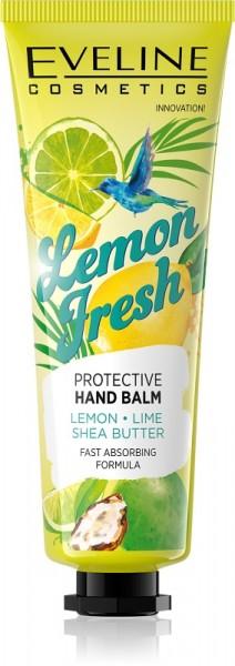 Eveline Cosmetics - Handcreme - Lemon Fresh Handbalsam