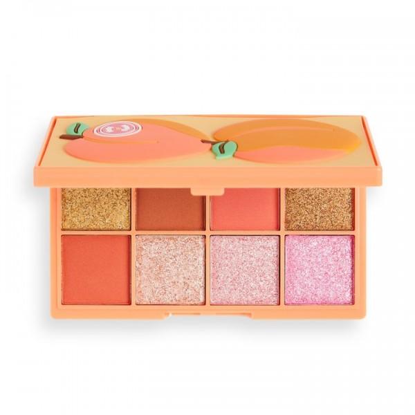 I Heart Revolution - Lidschattenpalette - Mini Tasty Palette Peach