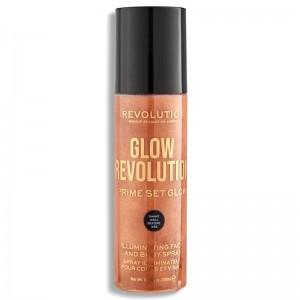 Revolution - Gesicht & Körperspray - Glow Revolution - Illuminating Face & Body Spray - Timeless Bro
