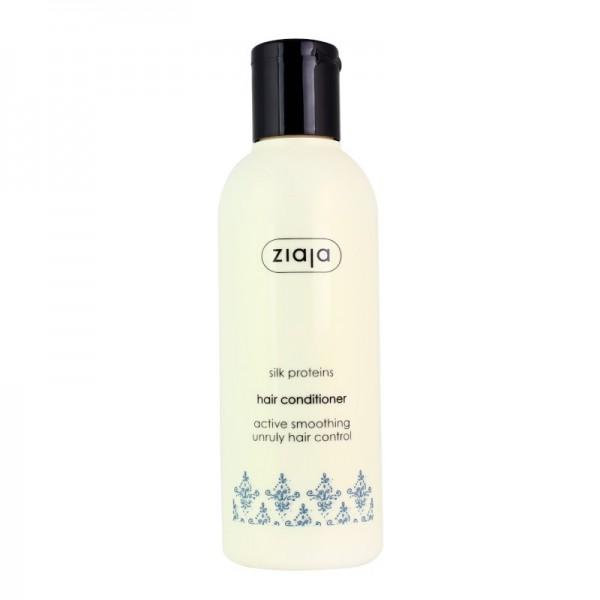 Ziaja - Haarspülung - Silk Proteins Smoothing Hair Conditioner