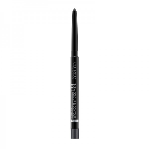 Catrice - Eyeliner - 18h Colour & Contour Eye Pencil 020 - Absolute Greyziness