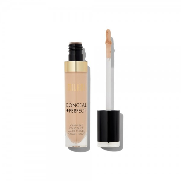 Milani - Correttore - Conceal + Perfect Longwear Concealer - 125 Light Natural