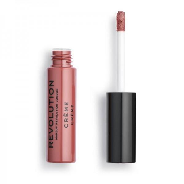 Revolution - Flüssiger Lippenstift - Creme Lip - Chauffeur 110
