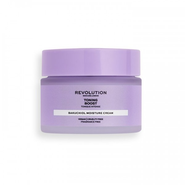 Revolution - Tagespflege - Skincare Firming Boost Cream with Bakuchiol