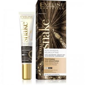 Eveline Cosmetics - Mask - Exclusive Snake Eye And Eyelid Cream-Mask