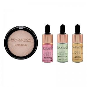 Makeup Revolution - Makeup Set - Highlighter - Dazzling Lights Collection
