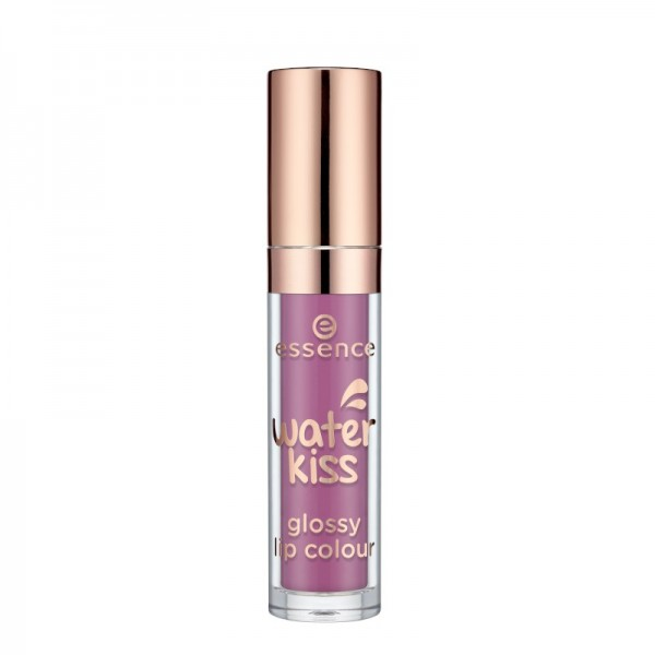 essence - Lipgloss - water kiss glossy lip colour 04 - underwater beauty