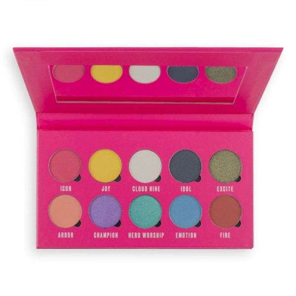 Makeup Obsession - Lidschattenpalette - Be Crazy About Eyeshadow Palette