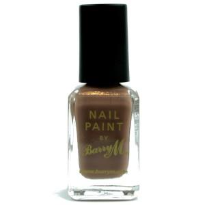 Barry M - Nail Paint - Nagellack Nr. 310 - Mushroom (Lila-Grau)