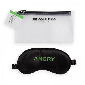 Revolution - Augenmaske - Skincare Angry Mood Soothing Eye Mask