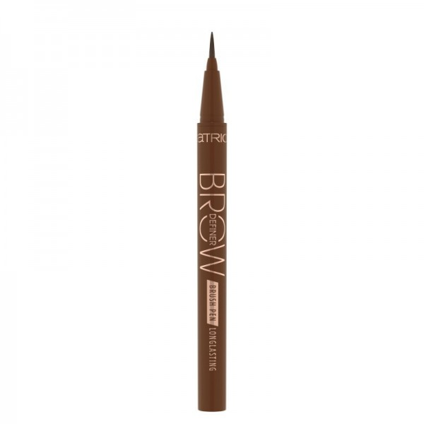 Catrice - Augenbrauenstift - Brow Definer Brush Pen Longlasting - 030 Chocolate Brown