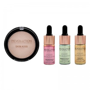 Makeup Revolution - Makeup Set - Highlighter - Dazzling Lights Collection