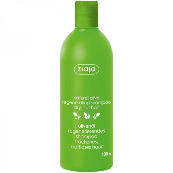 Ziaja - Haarshampoo - Natural Olive Regenerating Hair Shampoo