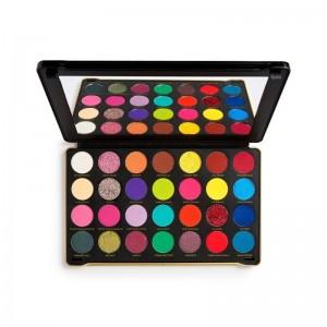 Revolution - Lidschattenpalette - X Patricia Bright Rich In Colour Palette