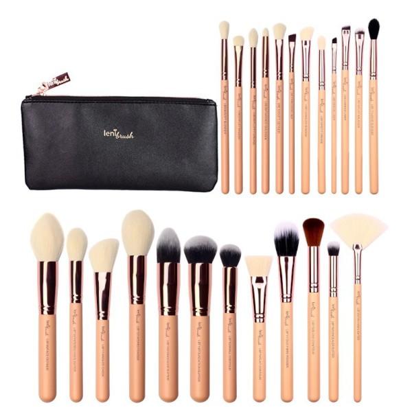 lenibrush - Kosmetikpinselset - Full Collection Set - The Nudes Edition