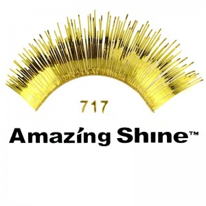 Amazing Shine - Falsche Wimpern - Fashion Lash - Nr. 717