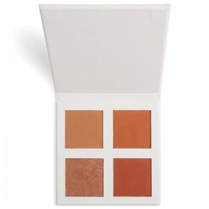 Revolution Pro - Bronzer Palette - 4K Bronzer Palette - Warm