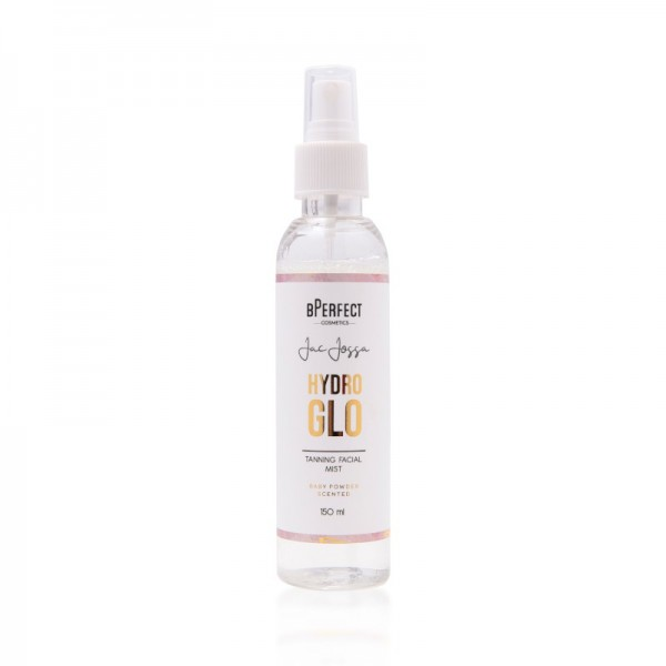 BPerfect - Selbstbräuner-Spray - Jac Jossa Hydro Glo Tanning Facial Mist - Baby Powder Scented
