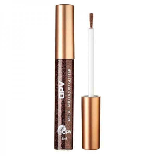 OPV - Eyeliner - Metal And Liquid Glitters - 16 - Beauty Queen