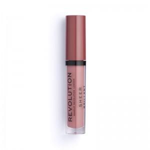 Revolution - Flüssiger Lippenstift - Sheer Lip - Ballerina 112