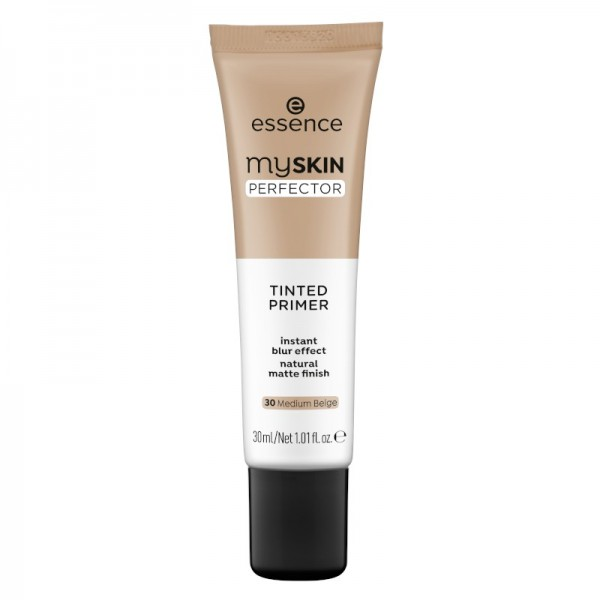 essence - Primer - my skin perfector tinted primer 30 - Medium Beige