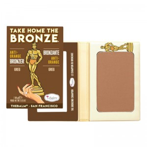The Balm - Powder Bronzer - Take Home The Bronze - Greg