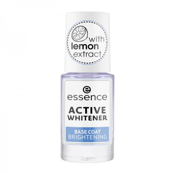 essence - Base Coat - active whitener base coat brightening