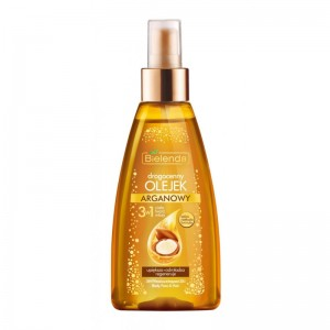 Bielenda - Hautpflegeöl - 3In1 Precious Argan Oil - Face/Body/Hair