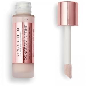 Makeup Revolution - Foundation - Conceal & Define Foundation F0.5