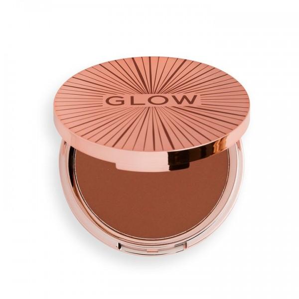 Revolution - Bronzer - Glow Collection - Splendour Ultra Matte Bronzer - Medium