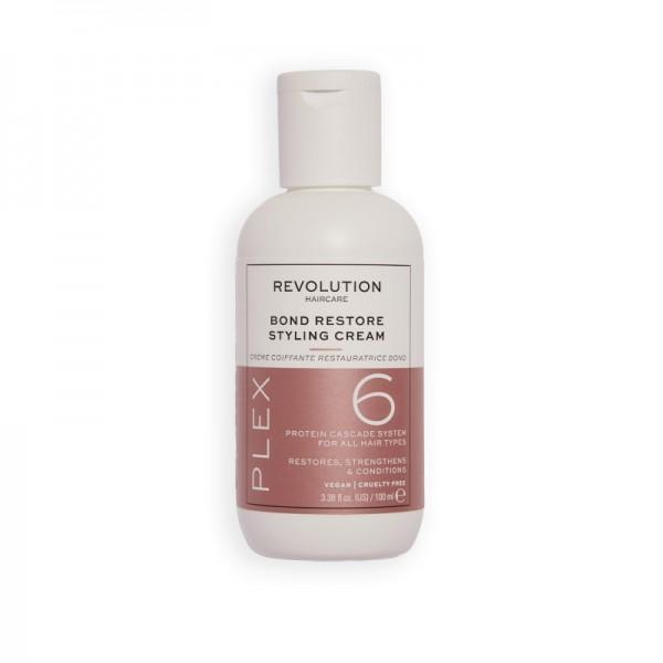 Revolution - Haarstylingcreme - Hair Plex 6 Bond Restore Styling Cream