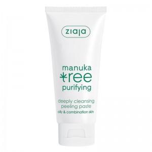 Ziaja - Hautpeeling - Manuka Tree Peeling Paste