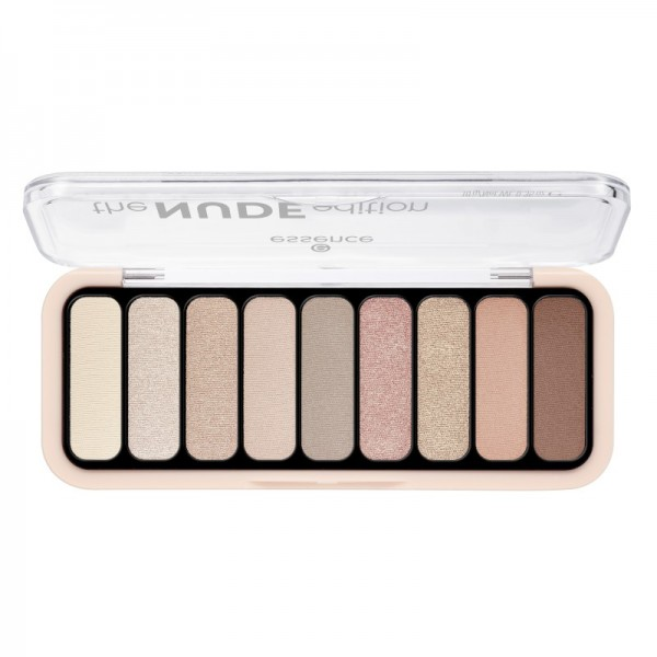 essence - the NUDE edition eyeshadow palette 10 - Pretty In Nude