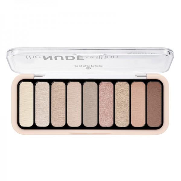 essence - Lidschattenpalette - the NUDE edition eyeshadow palette 10 - Pretty In Nude