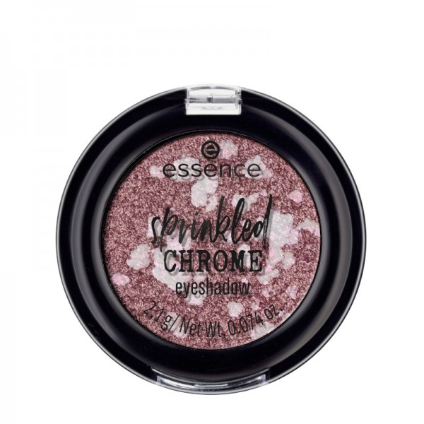 essence - sprinkled chrome eyeshadow 03 - Mars