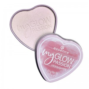 essence - my glow passion highlighter