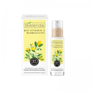 Bielenda - Bio Vitamin C Skin Vitality Booster Effect Illuminating Face Serum