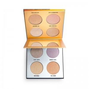 Makeup Obsession - X Rady Moonlight/ Sunlight Highlighter Palette