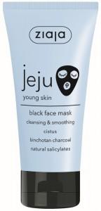 Ziaja - Gesichtsmaske - Jeju - Black Face Mask
