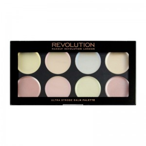 Makeup Revolution - Make Up Palette - Ultra Strobe Balm Palette