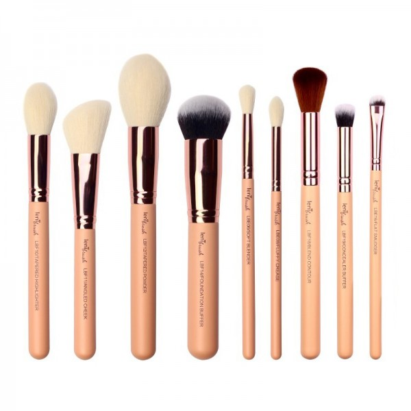 lenibrush - Brush Set - Must-Have Set - The Nudes Edition
